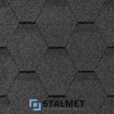 DOCKE BASIC Шестигранник Серый – Гибкая битумная черепица