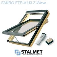 Окно Факро FTP-V U3 Z-Wave – 66*118
